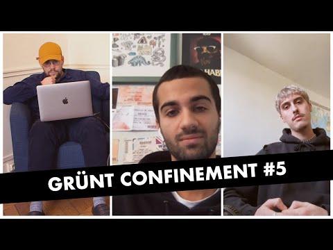 Youtube: Grünt Confinement #5 avec Eden Dillinger & Niels