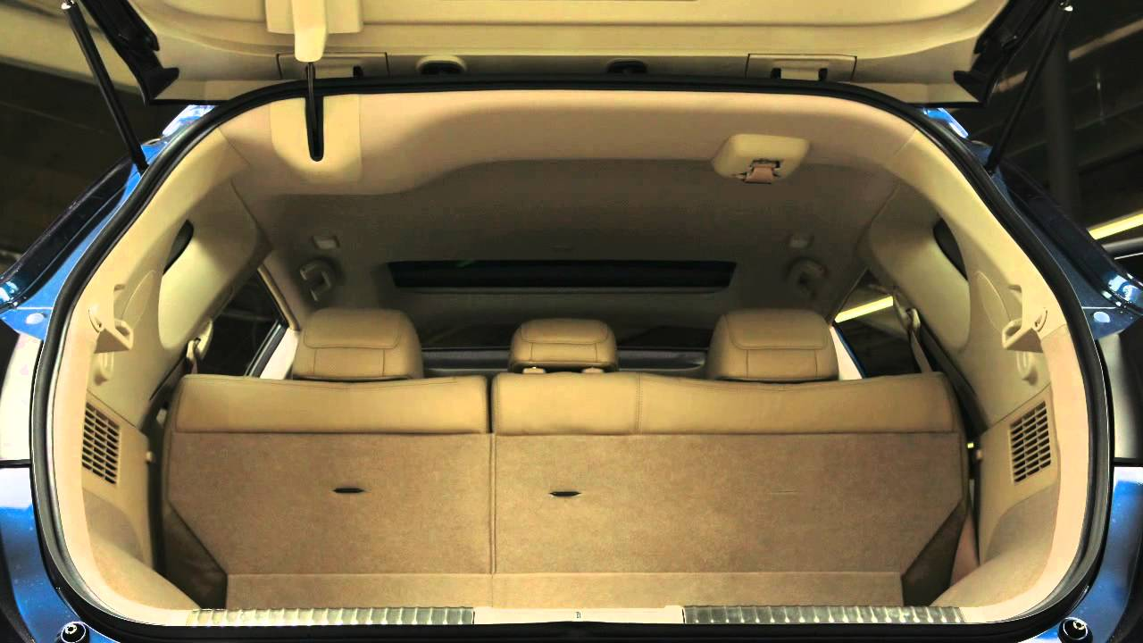 2012 nissan murano liftgate youtube vanachro Image collections