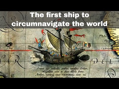 6th September 1522: The first ship to circumnavigate the world arrives home
