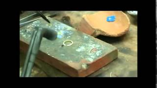 Yaring Platero Video 62 - Making Of Wedding Ring And Engagement Ring
