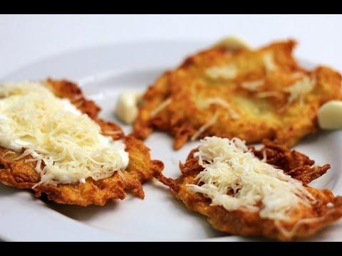 Beré, tócsni azaz krumplilepény videó recept (hash brown) letöltés