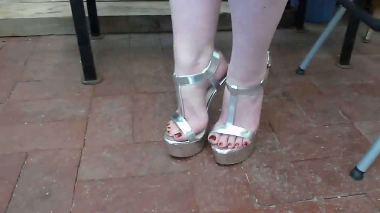 Bbw High Heel