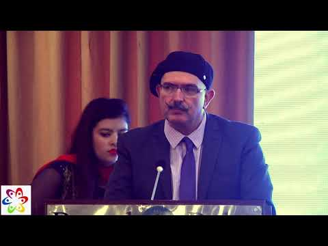 Lahore International Conference on Culture  Peter Mousaferiadis talk
