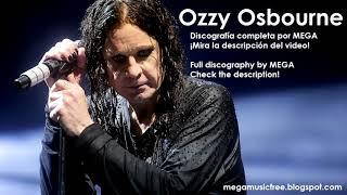 Ozzy Osbourne DISCOGRAFIA COMPLETA [MegaMusicaGratis]