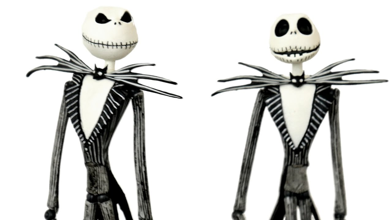 jack skellington nightmare before christmas toys r us exclusive toy unboxing comparison review youtube - Jack From Nightmare Before Christmas