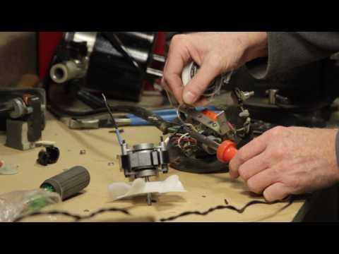Speedotron Fan Motor Replacement