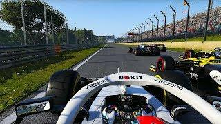 Baixar F1 2019 Brezilya GP(Brazilian GP) - Williams ile Puan Almaya Çalışıyoruz - F1 2019 Türkçe
