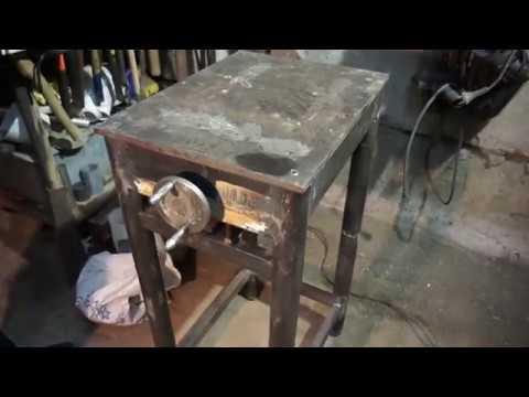#12 Выпуск: Доводим до ума подъёмный стол для фрезерного станка