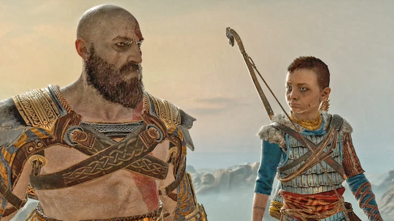 Image result for Atreus' Real Name