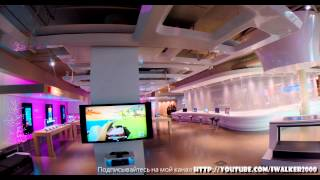 Путевые Заметки.Сиэтл,февраль 2014:тест GoPro HERO3+ Black Edition - обзор Microsoft Visitors Center