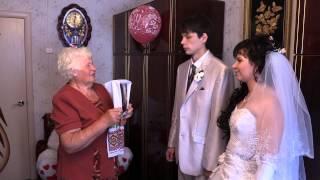 свадьба Дзержинск. сборы, торжественная часть и прогулка