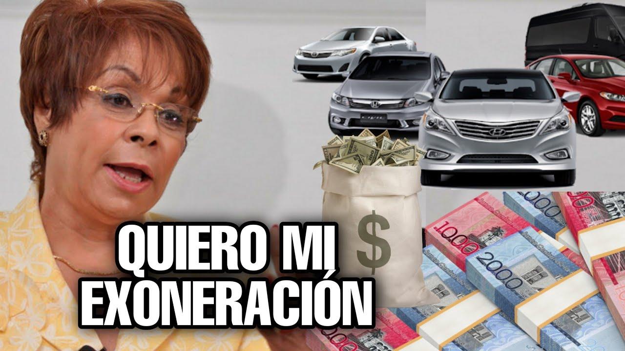 Diputada Lila Alburquerque: Si eso es corrupción yo soy corrupta