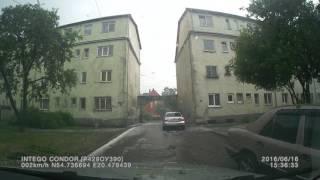 Град в Калининграде 16.06.2016