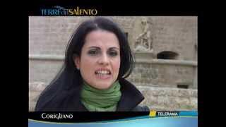 SVZ MOSAICI Corigliano Servizio di Rosaria Ricchiuto Venerdì 12 Aprile 2013 Terre del Salento