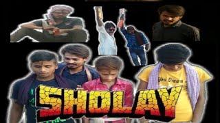 Sholay Comedy !! Part-1 !! ll Raja ji ll #Comedysaga