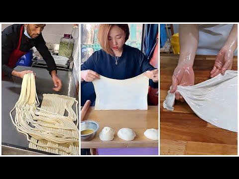 Oddly Satisfying Ninja Cooking Skills P(11) ?? Tik Tok China ? Great Asian Ninja Skills