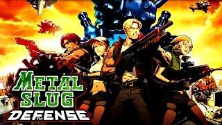 METAL SLUG DEFENSE Gameplay PC HD 1080p