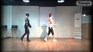 Linedance Italian Samba Demo