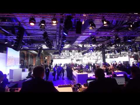 Bosch Connected World 2018 - Berlin - Day 2