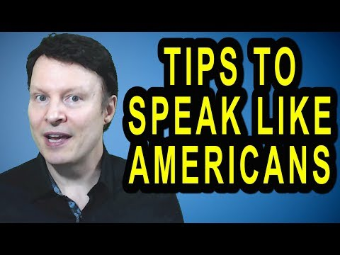 Speak like an American | how to speak English fast | Learn English Live with Steve