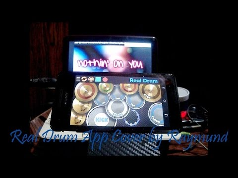 BoB  Nothin On You feat Bruno Mars Real Drum App   Raymund