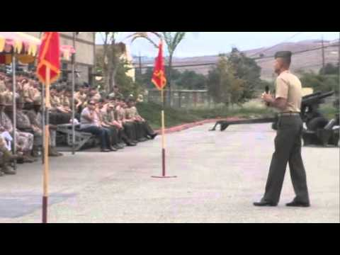 11th Marines Change of Command