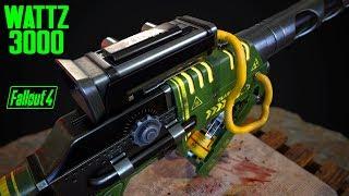 Fallout 4 - WATTZ LASER GUN SHOWCASE - Xbox & PC Mod