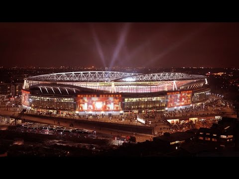 Up-Close Tour of Arsenal (Emirates) Stadium