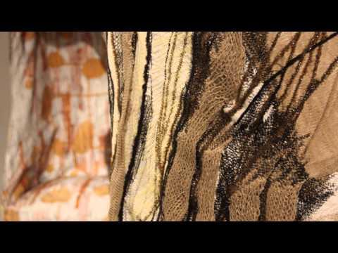 Off Loom - Fiber Art - Arte fuori dal telaio