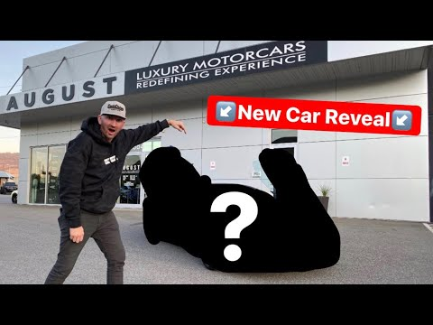 REVEALING MY NEW DAILY DRIVEN SUPERCAR!
