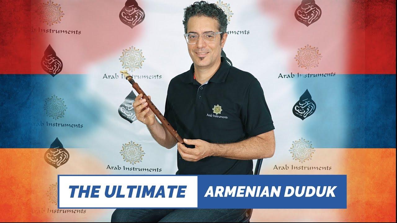 Duduk Improvisation - The Ultimate Armenian Duduk