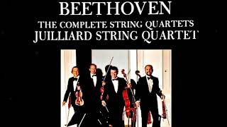 Beethoven The Complete String Quartets reference recording The Juilliard String Quartet 1982.mp3