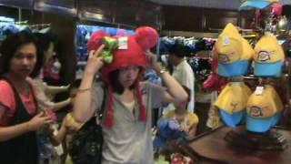 Registro da minha viagem com a família à Disneyland de Tóquio em 3 ...