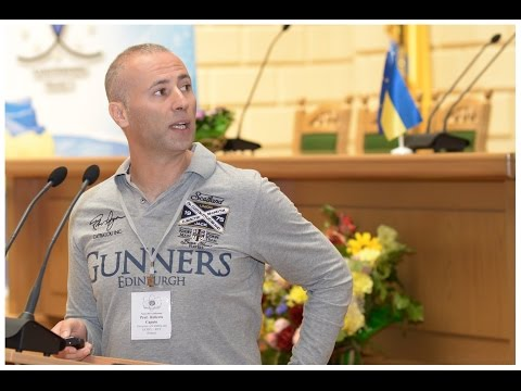 Prof. Roberto Caputo (France) on NANO2014 conference, Nanotwinning project
