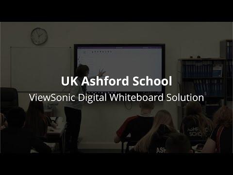 Digital Transformation in Ashford School UK