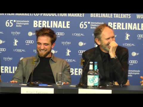 Robert Pattinson and Dane DeHaan Having Fun at LIFE Press Conference BERLINALE 2015