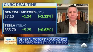 Why Morgan Stanley analyst expects General Motors to be a top performer in 2021