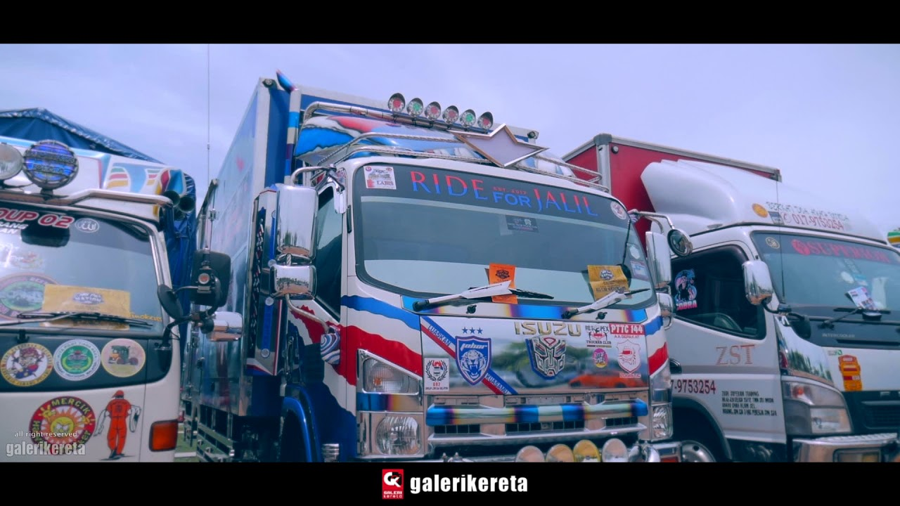 Malaysia Truckers Modified (Trak / Lori Modified)