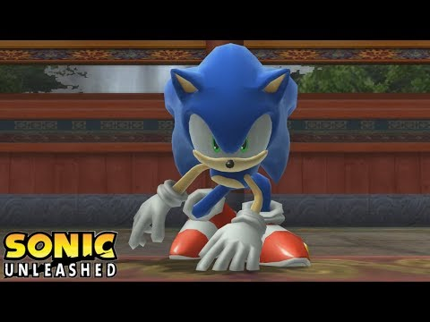 Sonic Unleashed (Wii) [4K] - All Chun-Nan Items/Missions (Day)