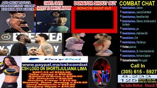 DEONTAY WILDER VS DOMINIC BREAZEALE FIGHT COVERAGE NO FIGHT FOOTAGE! MEGAN ANDERSON CHOKED OUT!