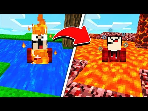 PLAYING MINECRAFT WITH NO RULES. . .