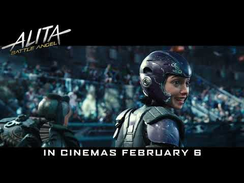 ALITA: BATTLE ANGEL | Motorball Tryout Chase Clip | In PH Cinemas February 6