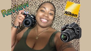 NIKON D3500 REVIEW: Is It Good for YouTubers!??