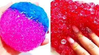 The Most Satisfying Slime ASMR Videos | New Oddly Satisfying Compilation 2019 | 52