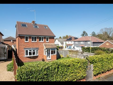 A Detached Family Home For Sale in Fleet