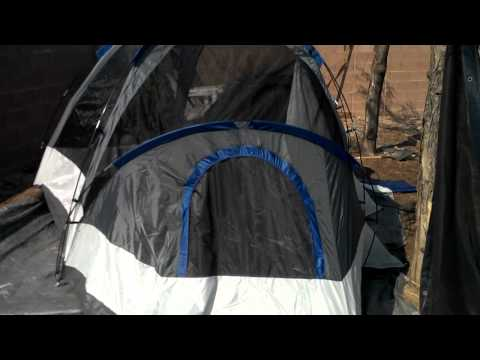 Suisse Sport Wyoming Tent Review, 18 August 2012