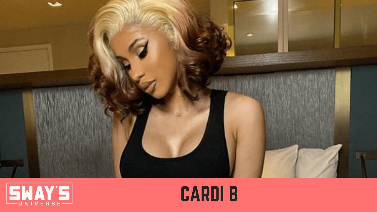 Cardi B Talks Wap With Megan Thee Stallion Her Onlyfans Account