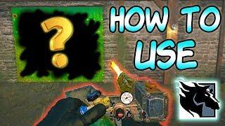 HOW TO PROPERLY USE MAVERICK... - Rainbow Six Siege (Operation Grim Sky)