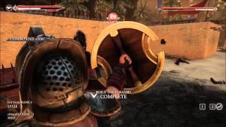 Pyramid Arena - Gladiator Coop | Ryse: Son of Rome