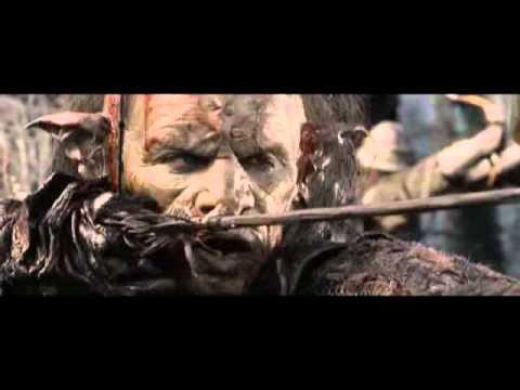 The lord of the rings - la charge de Faramire - nouveau montage + musique.WMV